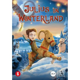 DVD Julius in winterland